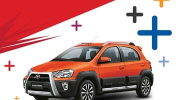 Ladybrand Toyota Winter Promosie