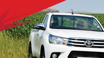 Ficksburg Toyota - Hilux Aanbod!