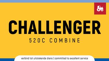 Challenger 520C Stroper