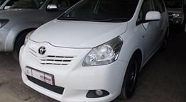 2012 Toyota Verso