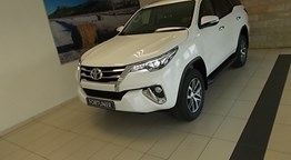 2017 New Toyota Fortuner