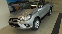 2017 New Toyota Hilux