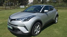 2017 Demo Toyota C-HR