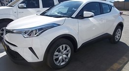 New 2017 Toyota C-HR