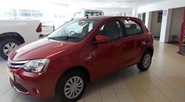 New 2017 Toyota Etios