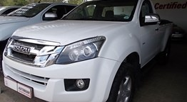 2015 Isuzu Single Cab