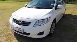 2009 Corolla