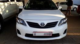 LADYBRAND TOYOTA: 2014 Corolla Quest 1.6