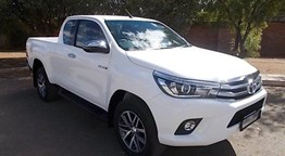 De Aar Toyota. New Toyota Hilux 2.8 E/C 4x2
