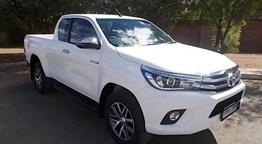 De Aar Toyota. New Toyota Hilux 2.8 E/C 4x4