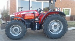 NEW MASSEY 5709 WET CLUTCH TRACTOR