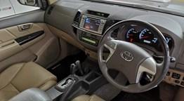 TOYOTA LADYBRAND: 2012 Fortuner 3.0D-4D 4x4 Auto