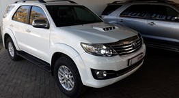 LADYBRAND TOYOTA: 2015 Fortuner 3.0 D-4D 4x2 A/T