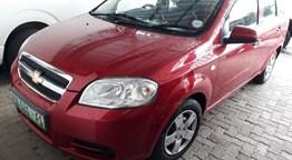 TOYOTA LADYBRAND: 2008 Chevrolet Aveo 1.5 LS