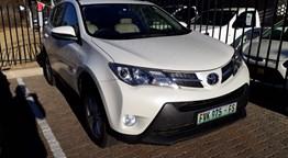 TOYOTA LADYBRAND: 2014 Toyota Rav4 2.2D Gx.