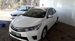 TOYOTA LADYBRAND: 2014 Toyota Corolla 1.4D Prestige