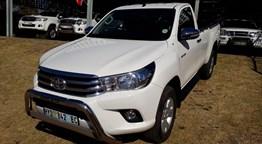TOYOTA LADYBRAND: 2017 Toyota Hilux 2.8GD-6 4x2 M/T