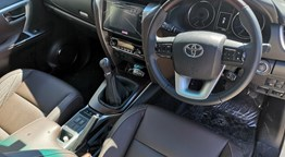 LADYBRAND TOYOTA: 2018 Toyota Fortuner 2.8 GD-6 4x2 Manual (DEMO)
