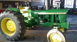 JOHN DEERE 1120 SECOND HAND