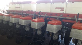 Jumil 8 Row Planter