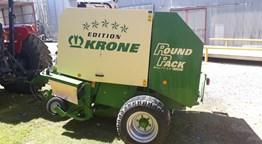 KRONE 1250 BALER