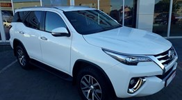 DE AAR TOYOTA : 2017 Toyota Fortuner 2.8 GD-6 4x4 AT