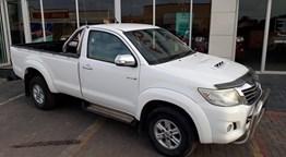 DE AAR TOYOTA : 2011 Toyota Hilux 3.0 D4-D SC