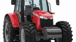 On Promotion: New MF 6711R Cab Tractor
