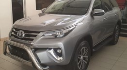 On Promotion: New Toyota Fortuner