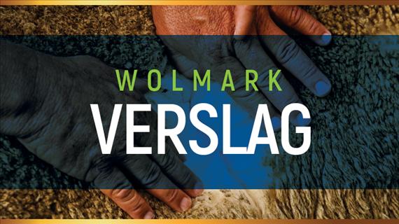 WOLMARKVERSLAG / WOOL MARKET REPORT KAT / CAT CV03