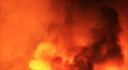 Vrystaat deur brande geteister