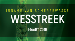 Omsendskrywe - Inname van Somergewasse - Wesstreek Maart 2019