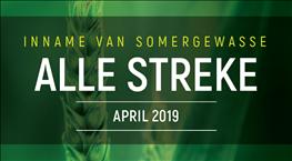Omsendskrywe - Inname van Somergewasse -Alle Streke April 2019