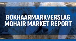 BOKHAARMARKVERSLAG / MOHAIR MARKET REPORT W1912