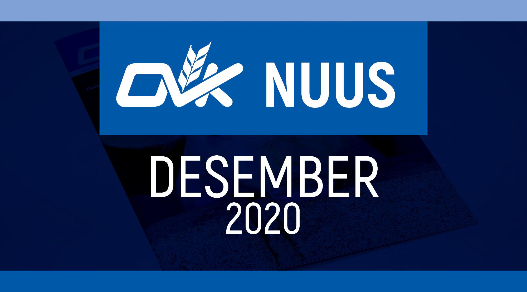 OVK Nuus Desember 2020