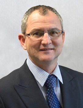 Mnr Henk van der Westhuizen