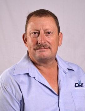 Mnr Dennis van Vreden