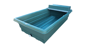 Waterkrip 500 liter (1.8m x 900 x 4m)