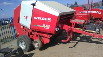 Welger Baler RP202 Classic 2011