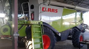Claas Lexion 770 Stroper