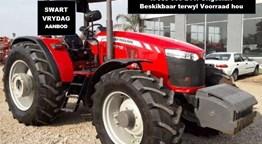 New MF 6712 4WD W/CLUTCH 91kW