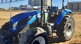 Used New Holland TD5.110 Tractor