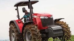 Demo Tractor: MF5710 4x4 Platform 76kW tractor