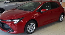 On Promotion: New Toyota Corolla Hatch