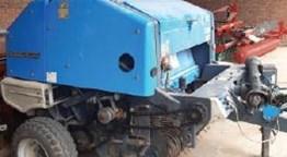 Used Landini L1212 Round Baler