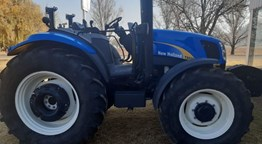 2014 New Holland T6020