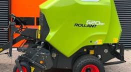 NEW CLAAS BALER ROLLANT 520RF NET