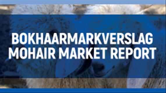 SYBOKHAARMARKVERSLAG / MOHAIR MARKET REPORT W12_2019